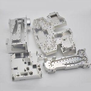 aluminum part