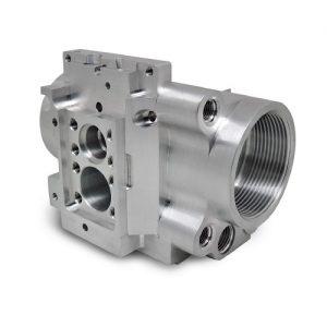 CNC Machining Aluminium Parts